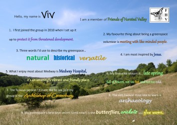 Viv Friends of Horsted Valley